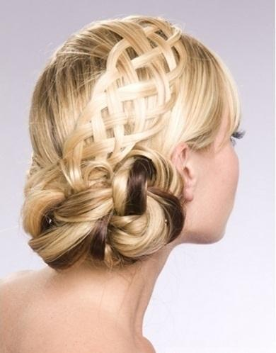simple beauty braid - StyleCraze