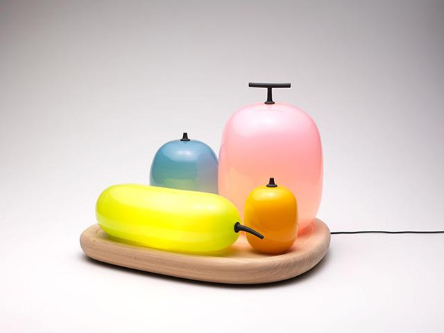 Fruits Table Lamp - today and tomorrow
