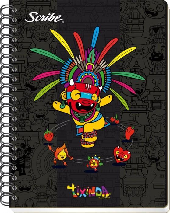 Cuadernos de Tixinda para Scribe