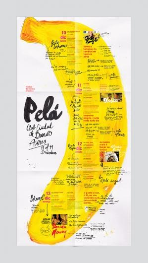 Designspiration — Pelá - Brazilian Festival on the Behance Network
