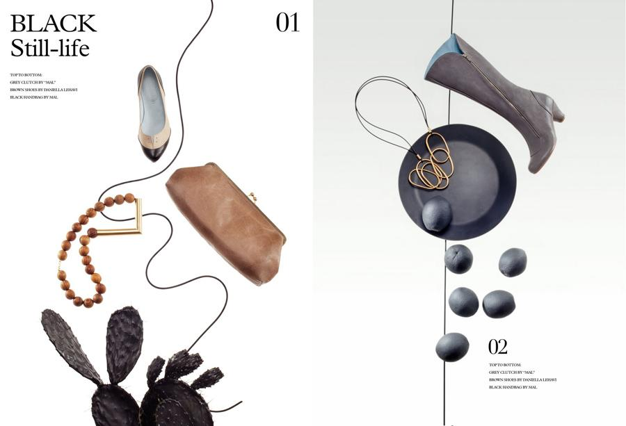 BLACK STILL LIFE By Koniak Design