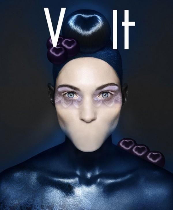 Concours Volt Couverture de magazine   Trendland: Blog Mode & Trend Magazine