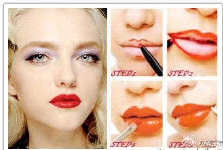 lip makeup off the right way - StyleCraze