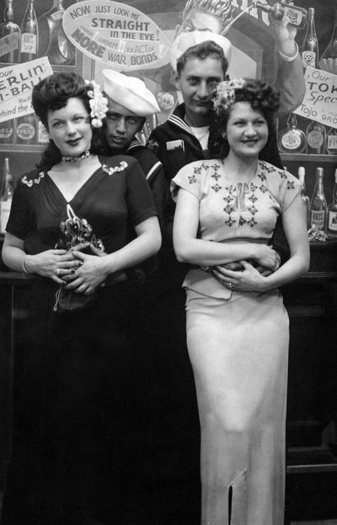 vintage photos / Sailors