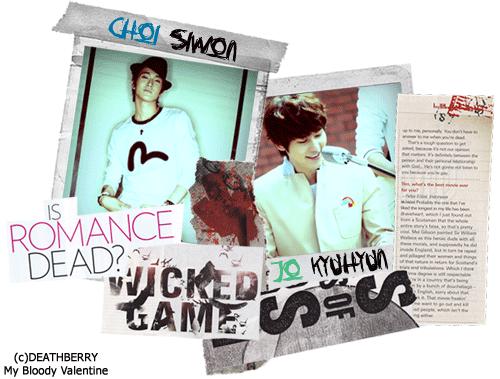 เด็กดีดอทคอม > Writer > [FIC SJ:WONKYU | HANTEUKCIN] :: My Bloody Valentine