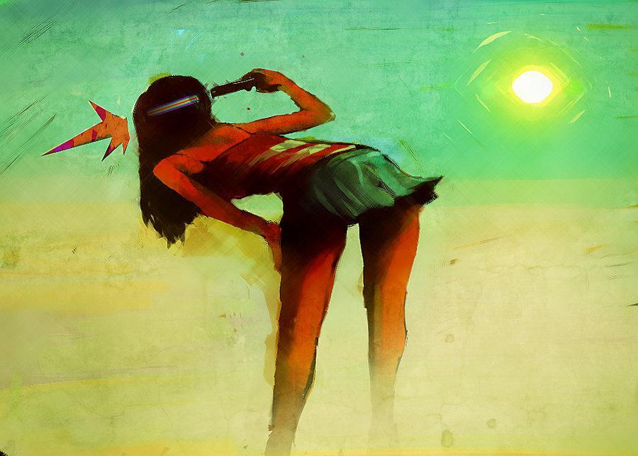 desert suicide by ~Justaway