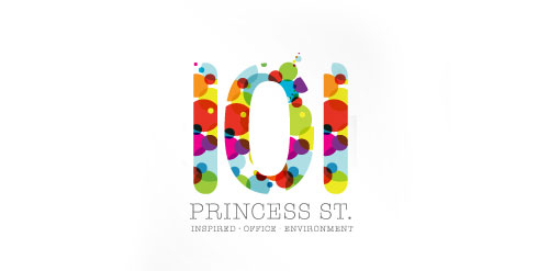 101 princess St Â« Logo Faves | Logo Inspiration Gallery
