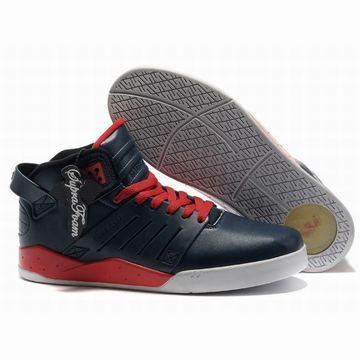 navy blue red white supra skytop iii online sale for cheap