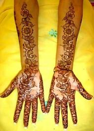 Arabic Mehndi Designs - Share and discover Arabic Mehndi Designs and other stuff at 3mik.com