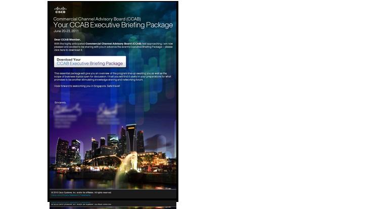 Wilsen Davil : Cisco Great China Partner Conference EDM & eBook