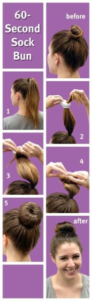 Hairstyles for long hair - StyleCraze