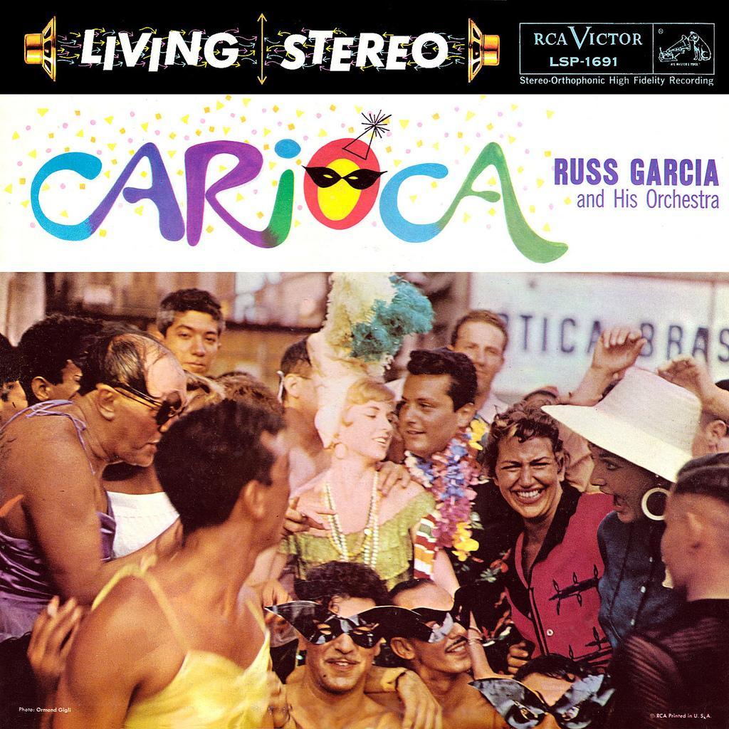 LP Cover Art « Carioca