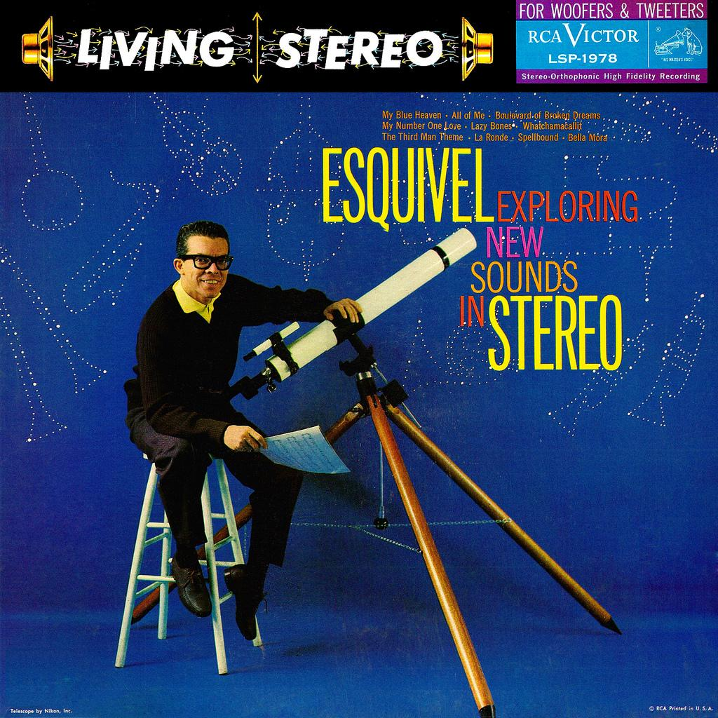 LP Cover Art « Exploring New Sounds in Stereo