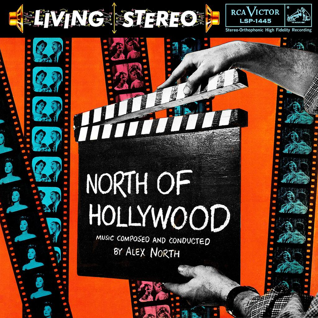 LP Cover Art « North of Hollywood