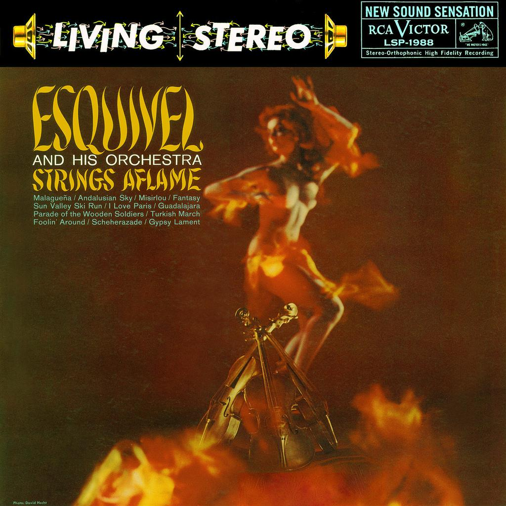 LP Cover Art « Strings Aflame