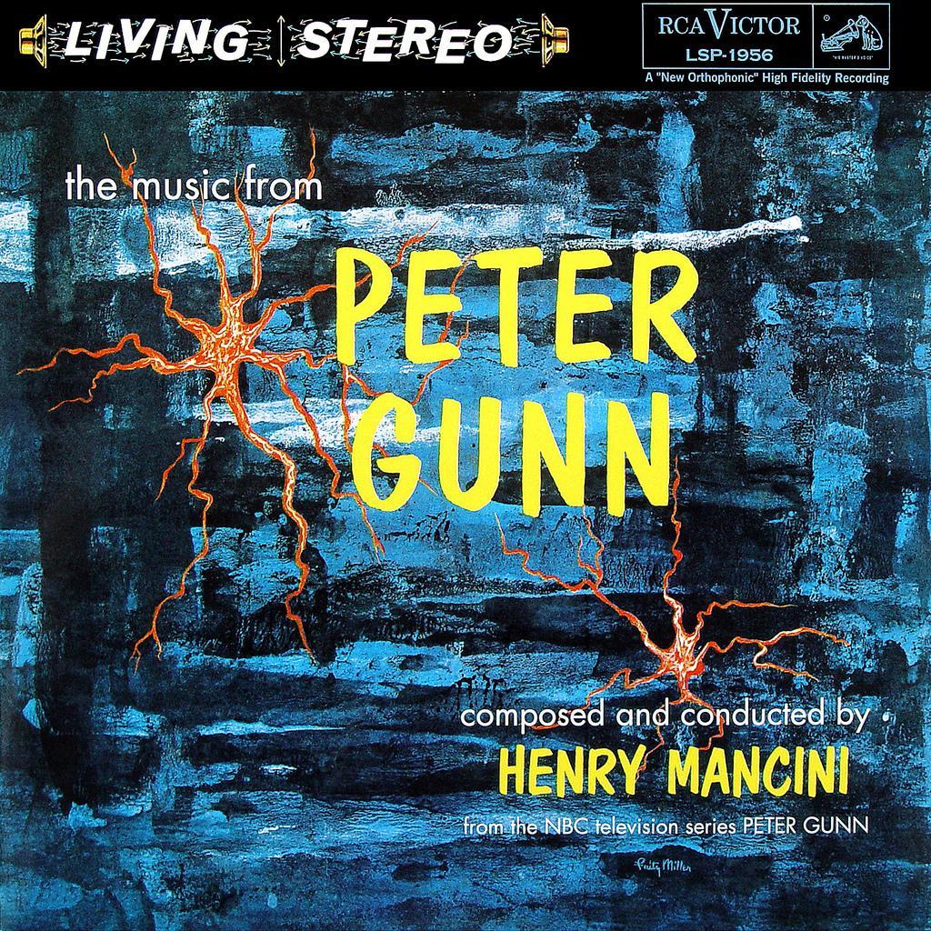 LP Cover Art « Peter Gunn