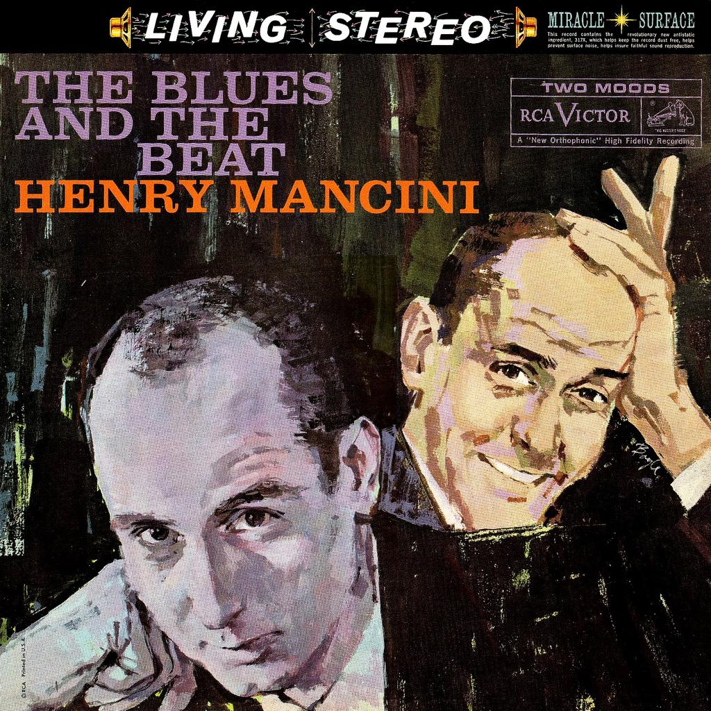 LP Cover Art « The Blues and the Beat