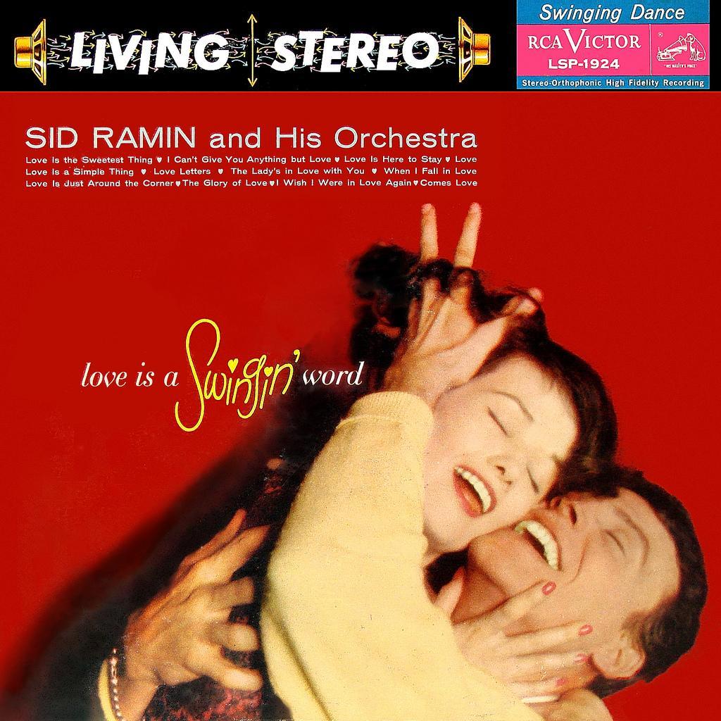 LP Cover Art « Love is a Swingin' Word