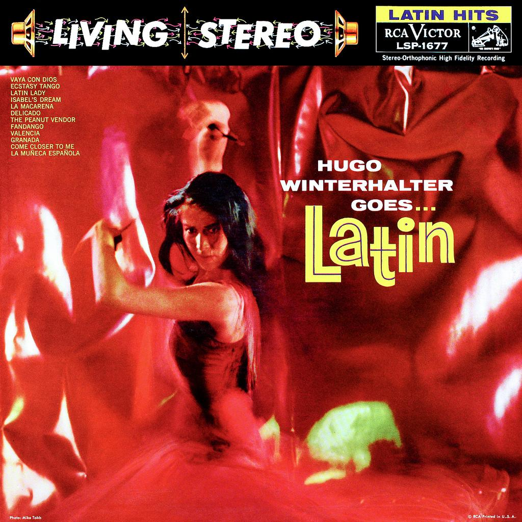 LP Cover Art « Hugo Winterhalter… Goes Latin