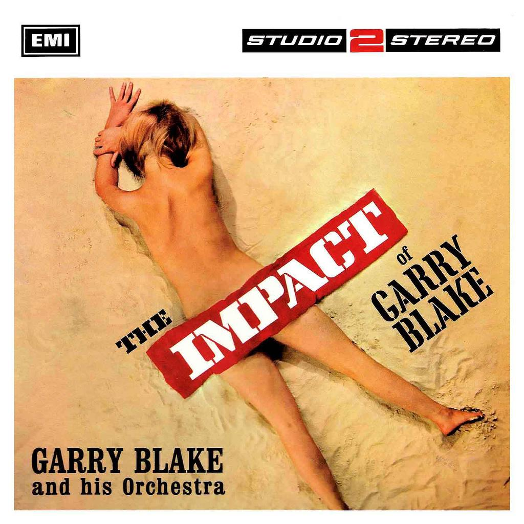 LP Cover Art « The Impact of Garry Blake