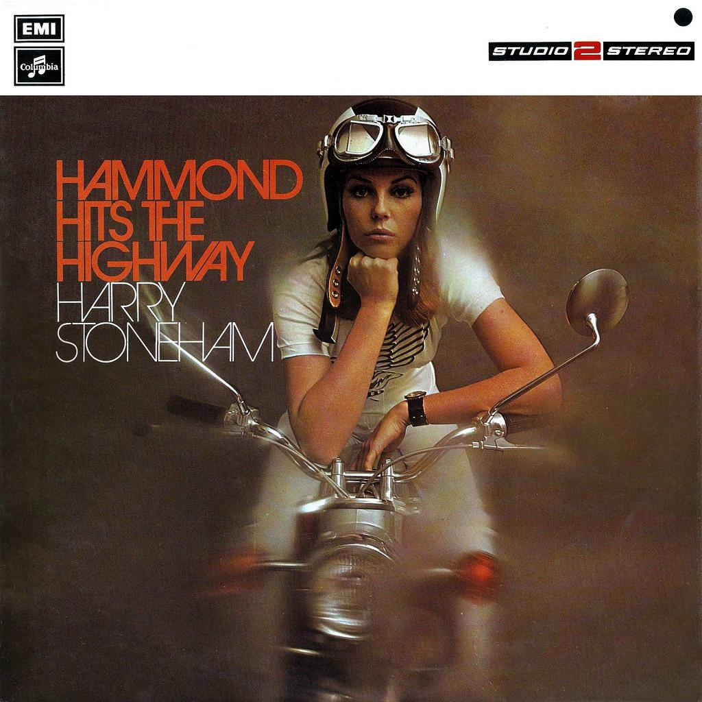 LP Cover Art « Hammond Hits the Highway