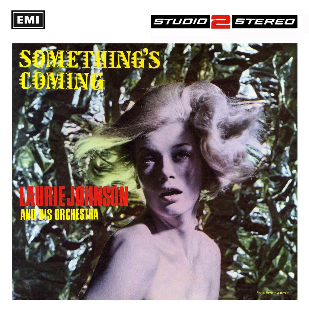LP Cover Art « Somethings' Coming