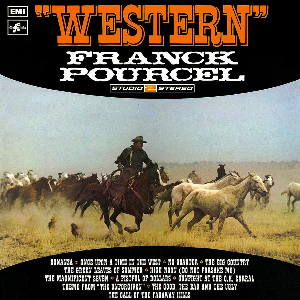 LP Cover Art « Western