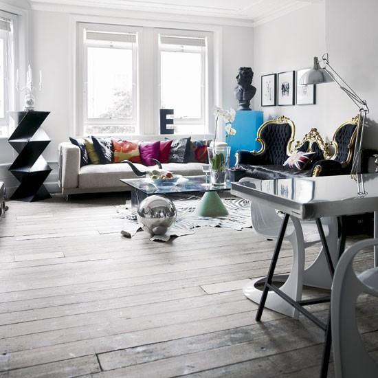 Jimmie Karlsson's upcycled London flat | Interior Design and Architecture