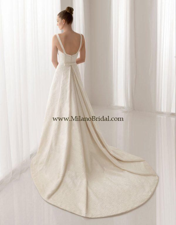 Buy Aire Barcelona 104 / Umbral Aire Vintage 2011 Collection Price Cheap On Milanobridal.com
