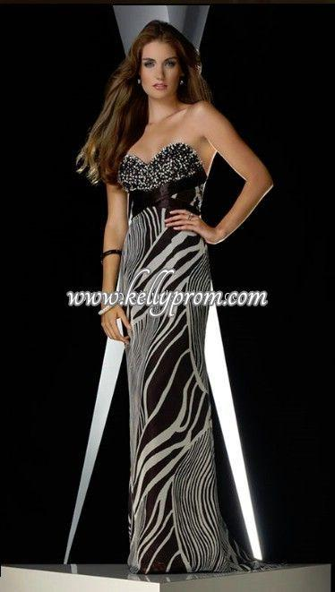 Discount Alyce B'Dazzle Prom Dresses - Style 35350 - $260.00