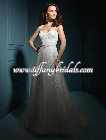 Cheap Alfred Angelo Sapphire Wedding Dresses - Style 832 - Only USD $378.00