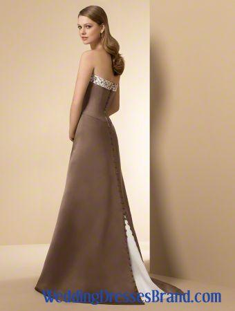 Discount Alfred Angelo 6546 Bridesmaids, Find Your Perfect Alfred Angelo at WeddingDressesBrand.com