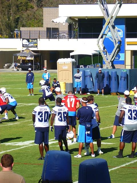 2012 Chargers Training Camp - News, Pics & Observations - Page 14 - The Official San Diego Chargers Forum