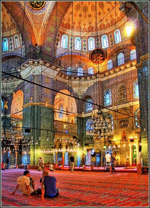 Photography / Yeni Cami, Istanbul
