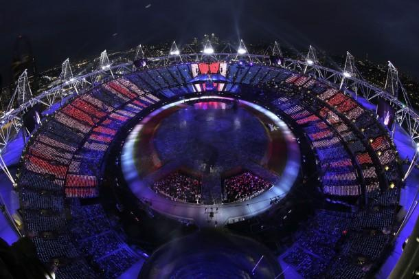 Being different - London 2012 Olympics Games Opening Ceremony Art Show