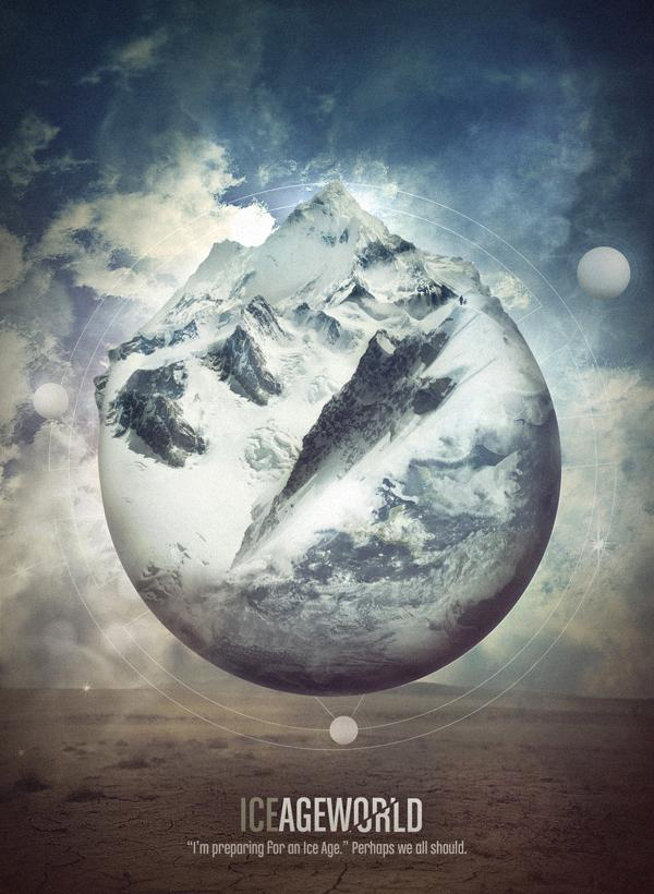 Ice Age Concept