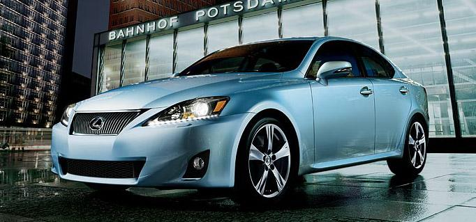 Lexus.ca - 2012 IS 350 AWD Gallery