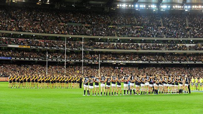 AFL bows to cricket on fixture and sticks with one bye for 2013 season | Herald Sun