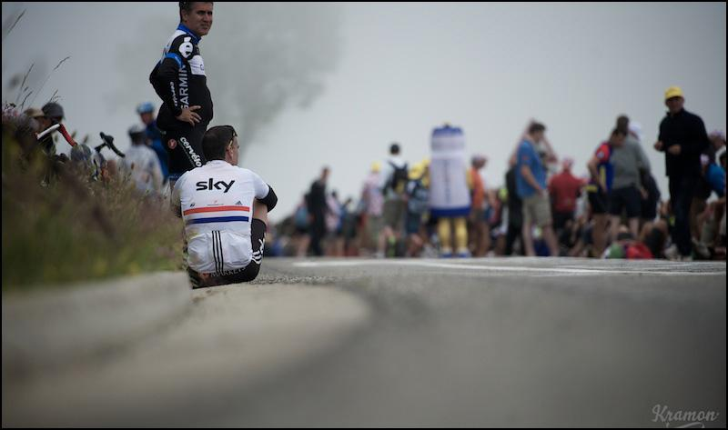 waiting for Wiggo | Flickr - Photo Sharing!
