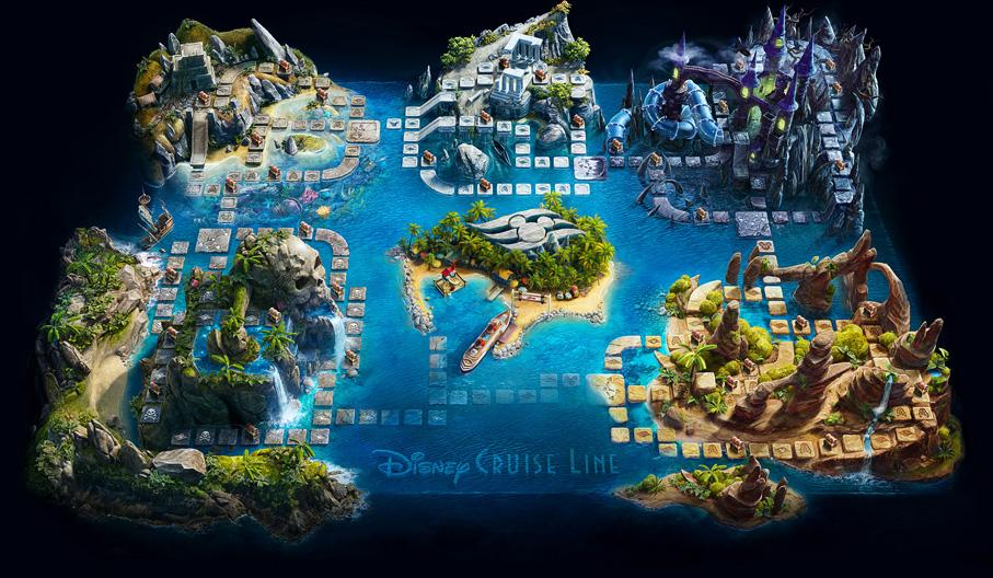 Disney Cruise Line – The Magic Cruise Adventure Sweepstakes — Ars Thanea