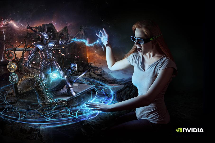 Nvidia - 3D Your PC — Ars Thanea