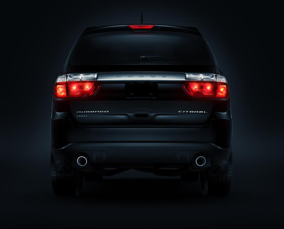 Dodge Durango 2011 — Ars Thanea