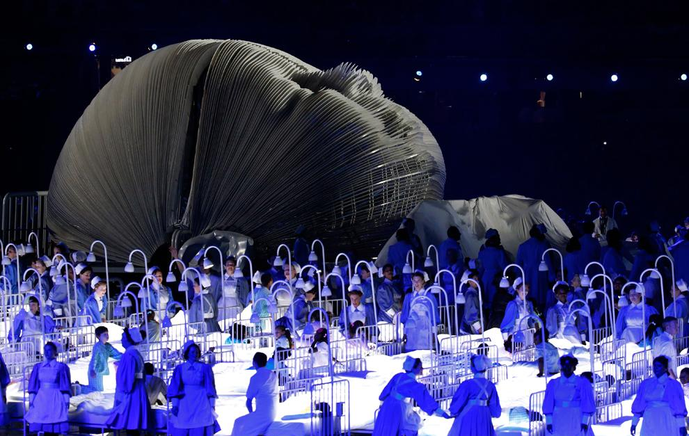 Olympics 2012: Opening ceremonies - The Big Picture - Boston.com