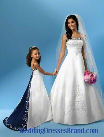 Discount Alfred Angelo 6597 Flower Girls, Find Your Perfect Alfred Angelo at WeddingDressesBrand.com