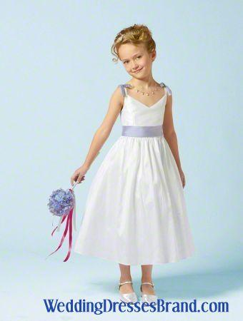 Discount Alfred Angelo 6609 Flower Girls, Find Your Perfect Alfred Angelo at WeddingDressesBrand.com