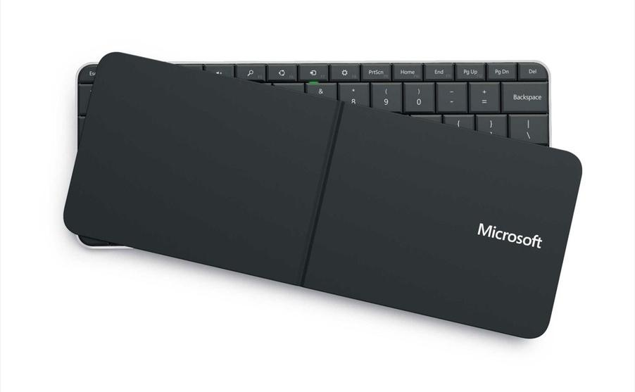 Gallery: Microsoft Wedge Mobile keyboard official photos | The Verge