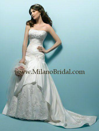Buy Alfred Angelo 1151 Alfred Angelo Price Cheap On Milanobridal.com