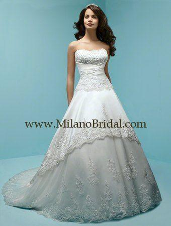 Buy Alfred Angelo 1153 Alfred Angelo Price Cheap On Milanobridal.com