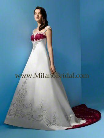 Buy Alfred Angelo 1193 Dream In Color Price Cheap On Milanobridal.com