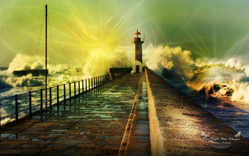nature,waves nature waves lighthouses oceans photomanipulations 1440x900 wallpaper – nature,waves nature waves lighthouses oceans photomanipulations 1440x900 wallpaper – Waves Wallpaper – Desktop Wallpaper